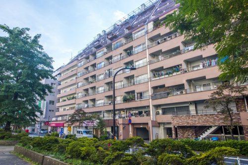 第23宮庭マンション 6-D号室「仲介手数料ゼロ」